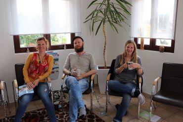 Impressionen vom letzten THEKI 2 Seminar in Immenstaad!