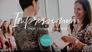 Impressionen | THEKI 1 Seminar am Bodensee | März 2020