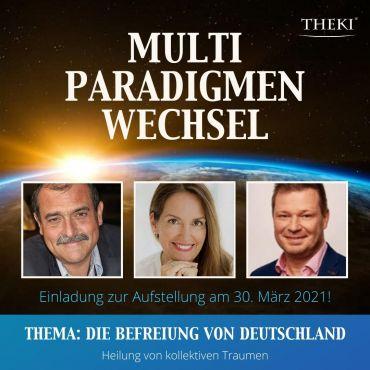 Einladung Multiparadigmenwechsel Aufstellung